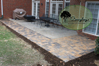 Nashville Franklin Brentwood Paver Patio Additions And Renovations And  Repairs