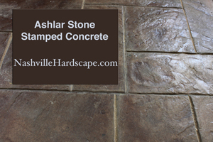 Nashville Stamped Concrete Patios Photos And Information