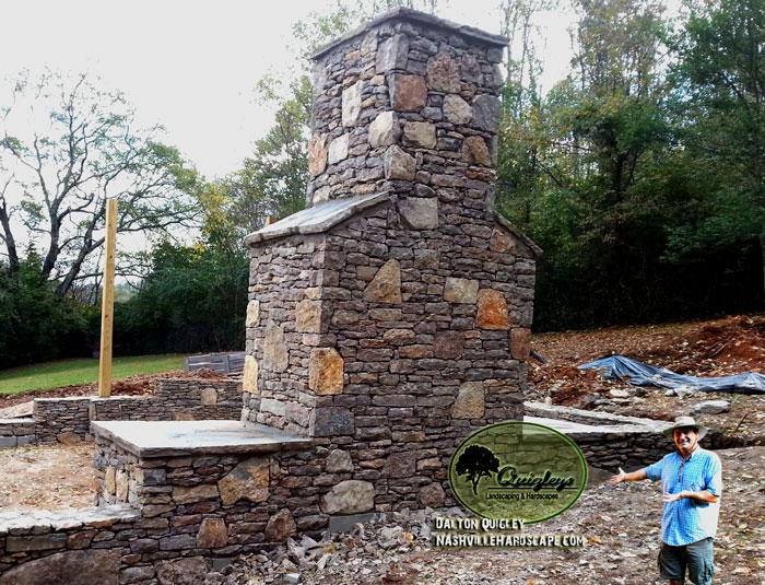Nashville-outdoor-fireplace-builder